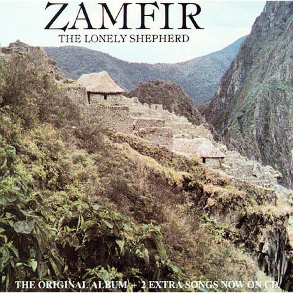 Zamfir - Lonely Shepard (CD)