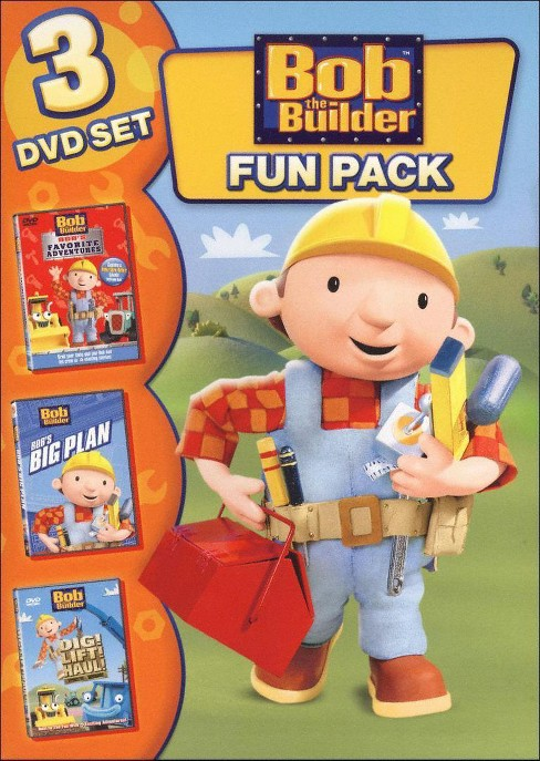Bob the Builder: Fun Pack [3 Discs] - image 1 of 1