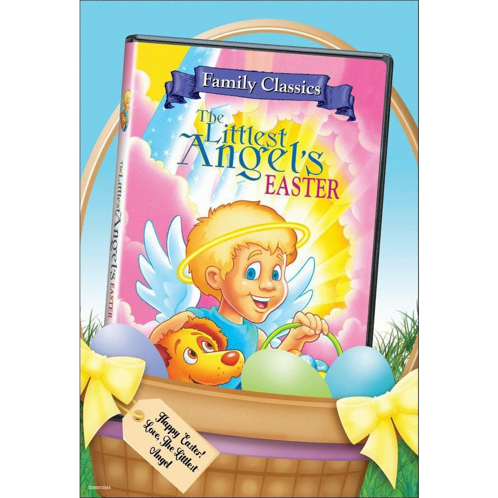 The Littlest Angel's Easter [Easter Packaging]