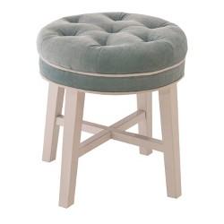Fantastic Vista Vanity Stool White Crosley Target Alphanode Cool Chair Designs And Ideas Alphanodeonline