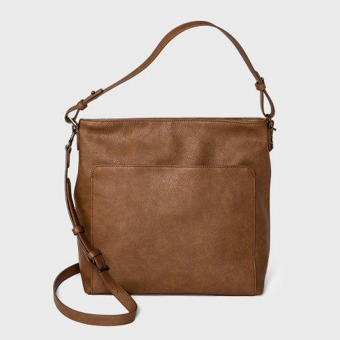 Zip Closure Bucket Bag - Universal Thread™ - image 1 of 3