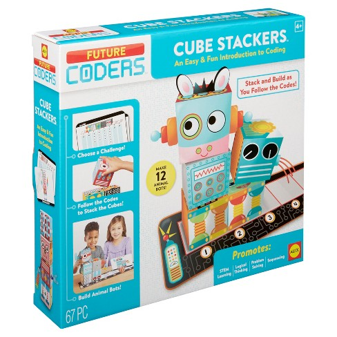 ALEX Toys Future Coders Cube Stackers - image 1 of 4