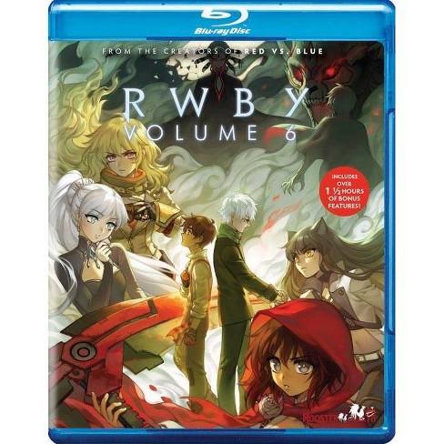 Rwby: Volume 6 (Blu-ray) - image 1 of 1