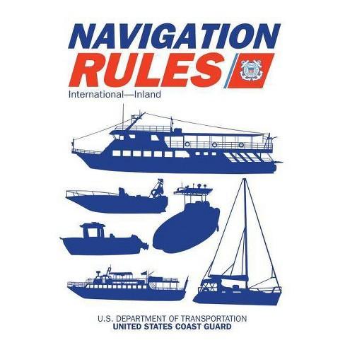 Navigation Rules and Regulations Handbook - (Paperback) - image 1 of 1
