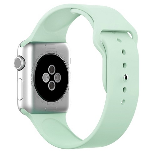 9c752984e50 Beiker Apple Watch Series 1 And 2 42mm Smartwatch Band Soft Silicone ...