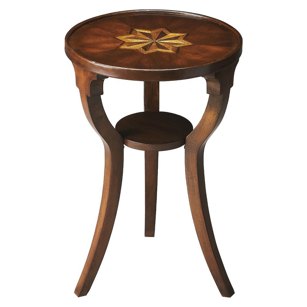 Dalton End Table- Butler Specialty, Brown