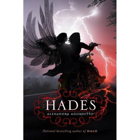 Hades - (Halo (Square Fish Quality)) by  Alexandra Adornetto (Paperback) - image 1 of 1