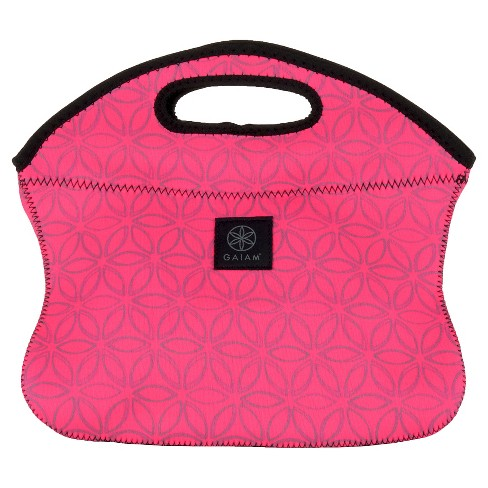 Gaiam® Lunch Tote - Pink - image 1 of 3