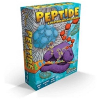 Peptide - A Protein Building Game Board Game