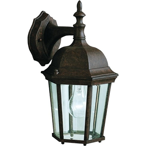 "Kichler 9650 Madison Single Light 15"" Tall Outdoor Wall Sconce - image 1 of 1"