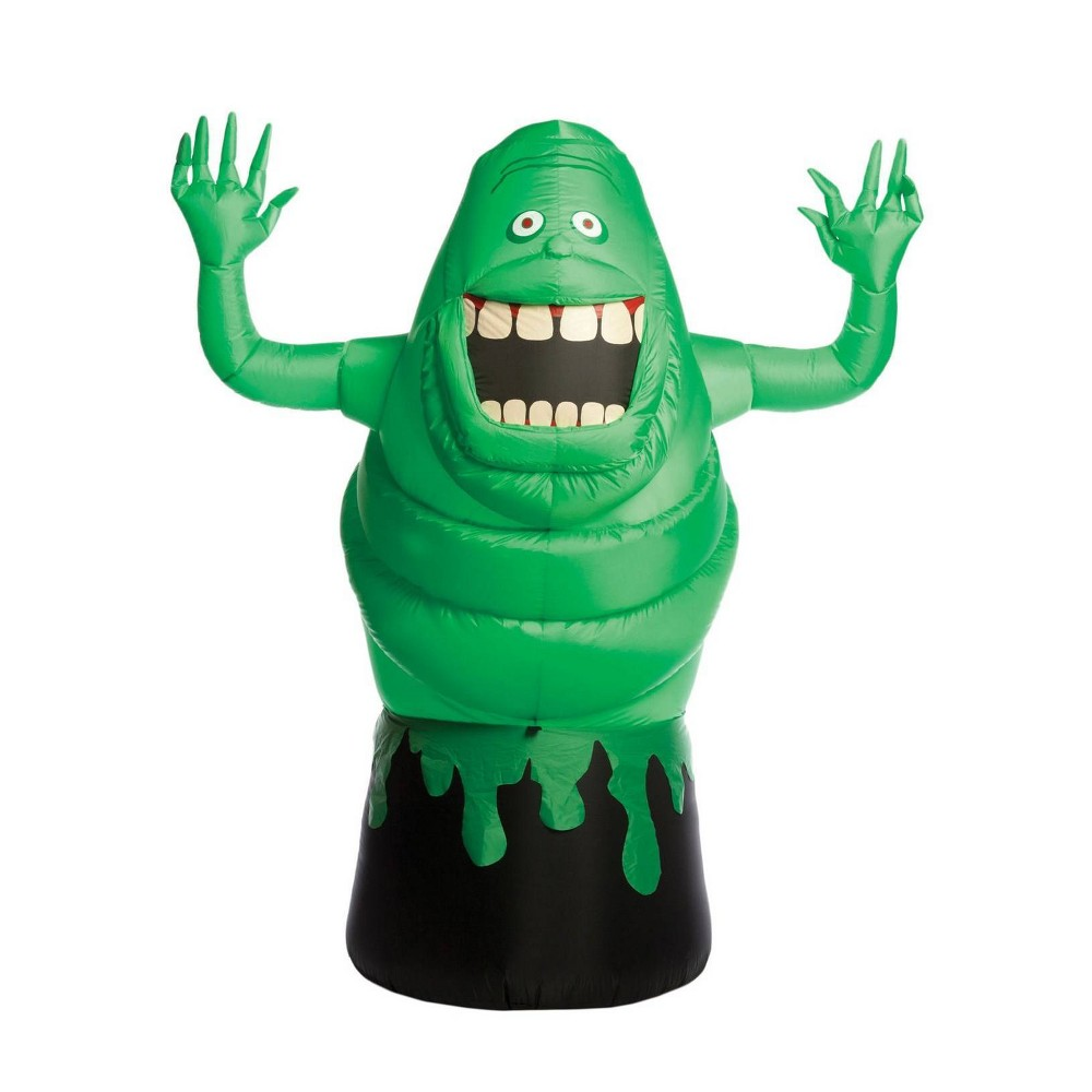 Ghostbusters Slimer Inflatable Halloween Decoration