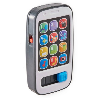 Fisher-Price Laugh and Learn Smart Phone - Gray