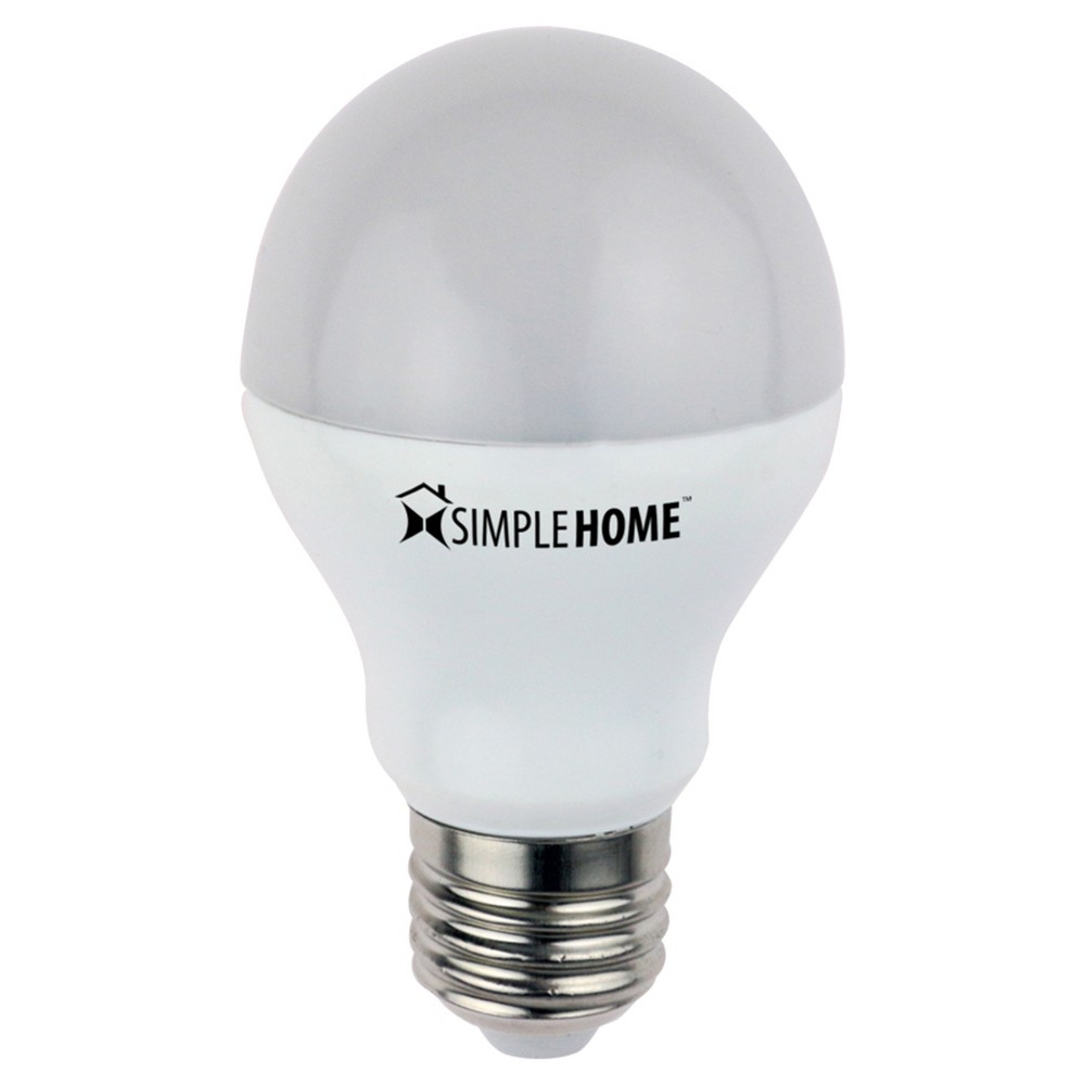 SimpleHome Smart Dimmable Smart Wi-Fi Led Bulb - White (XLB7-1001)