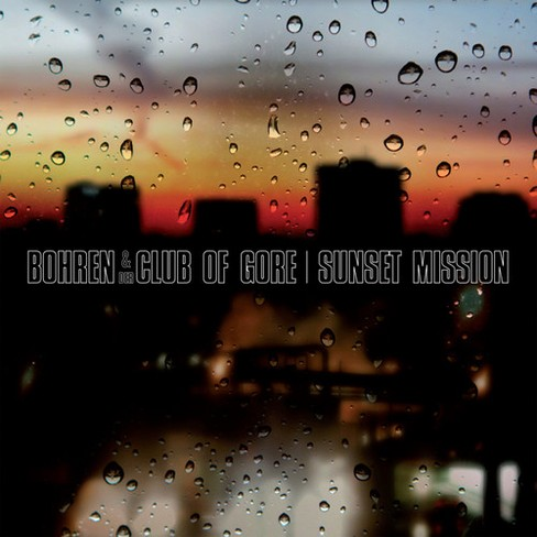 Bohren & Der Club Of - Sunset Mission (CD) - image 1 of 1