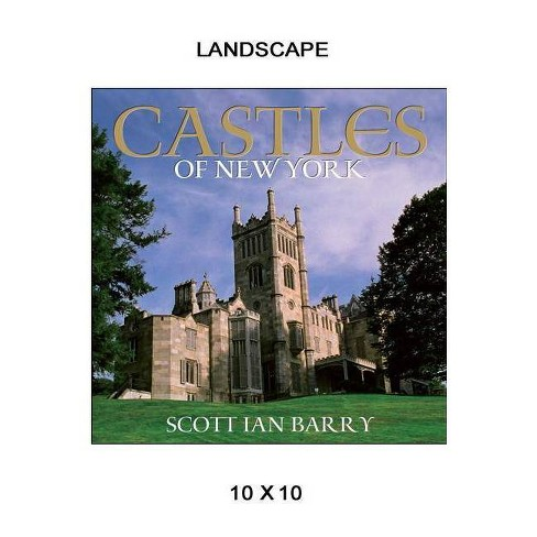 Castles of New York - by  Scott Ian Barry (Hardcover) - image 1 of 1