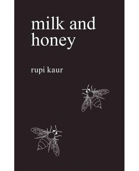 Milk and Honey by Rupi Kaur (Paperback) - image 1 of 1