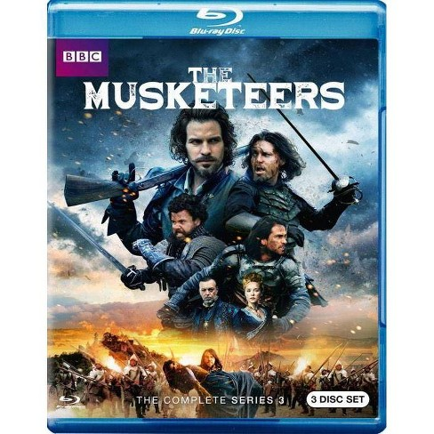 The Musketeers: The Complete Third Season (Blu-ray) - image 1 of 1