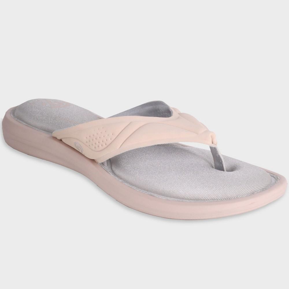 Women's Cala Cush Thong Sandals - C9 Champion Blush 8