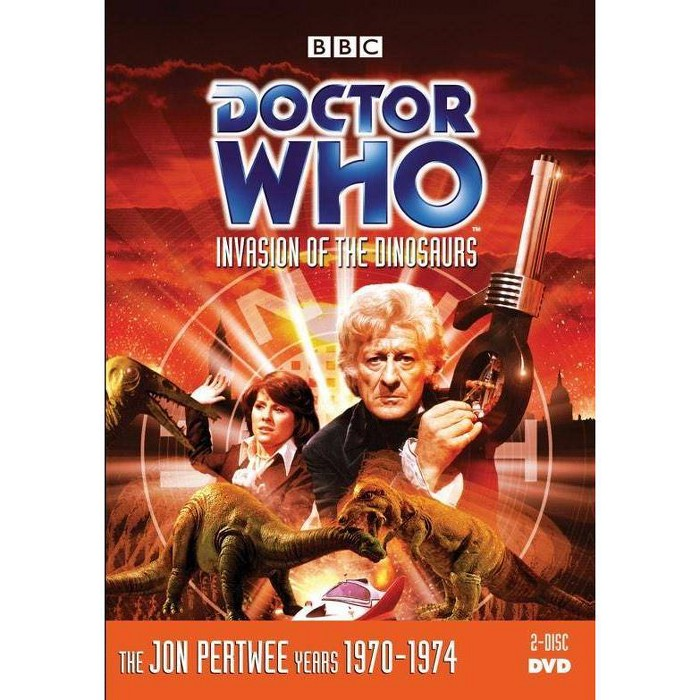 Dr. Who: The Invasion Of The Dinosaurs (DVD) - image 1 of 1