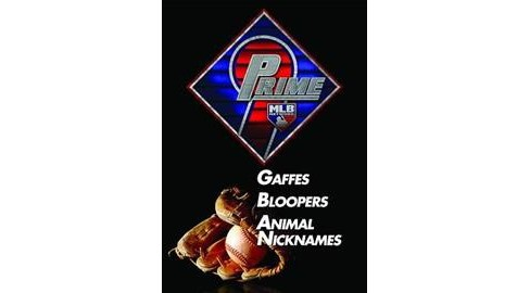 Prime 9:Gaffes Bloopers Animal Nickn (DVD) - image 1 of 1