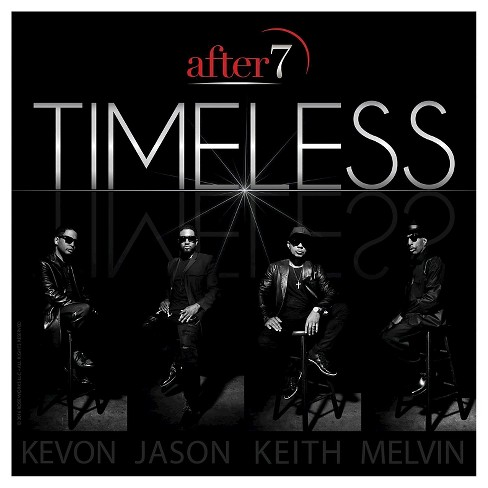 After 7 - Timeless (CD) - image 1 of 1