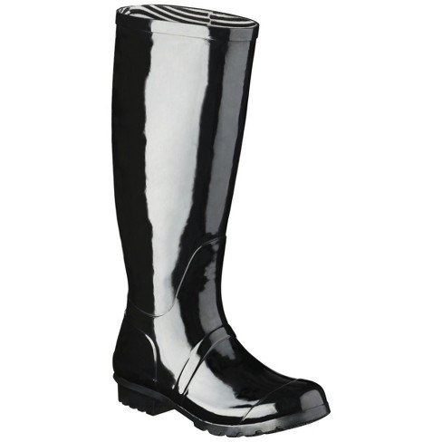 Women's Classic Knee High Rain Boots - image 1 of 3