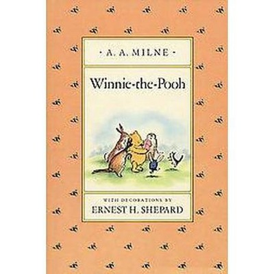 Winnie-The-Pooh (Reissue)(Hardcover)(A. A. Milne)