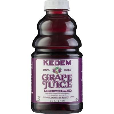 Kedem 100% Pure Grape Juice Made with Concord 32oz