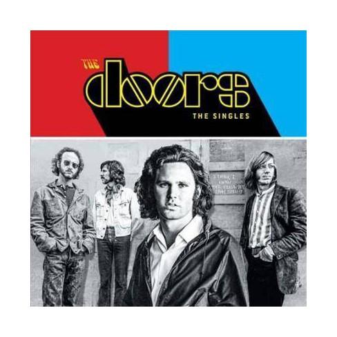 Doors - Singles (CD) - image 1 of 1