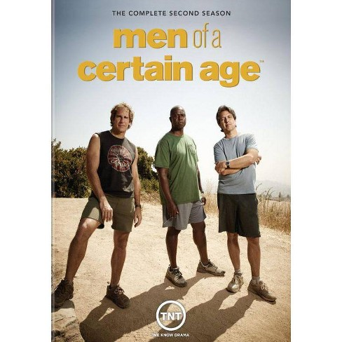 Men of a Certain Age: The Complete Second Season (DVD) - image 1 of 1