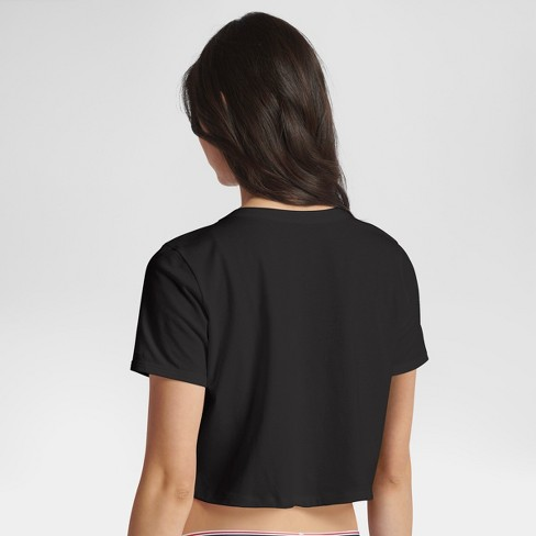 15cfcc5bbd JKY® By Jockey Women's Retro Vibes Cropped T-shirt : Target
