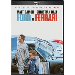 Ford Vs Ferrari (DVD)