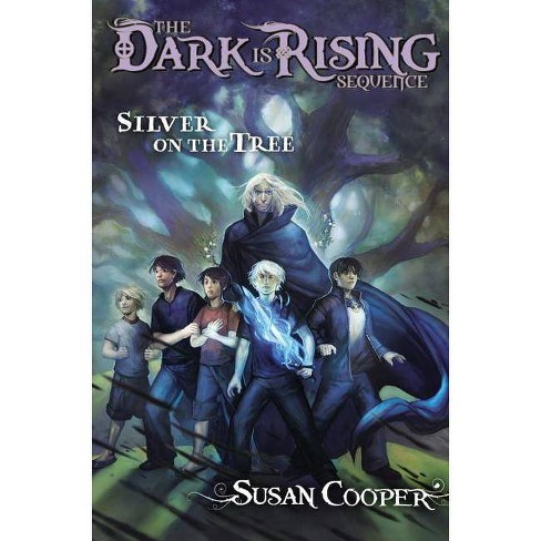 Silver on the Tree - (Dark Is Rising Sequence (Hardcover)) by  Susan Cooper (Hardcover) - image 1 of 1