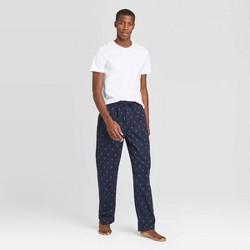 Men's Knit Flamingo Pajama Set - Goodfellow & Co™ White