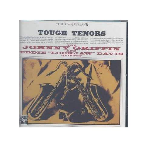Johnny Griffin - Tough Tenors (CD) - image 1 of 1