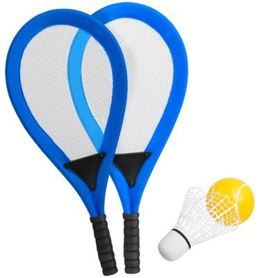 Wemco™ Jumbo Badminton Set - Blue