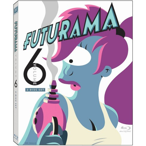 Futurama, Vol. 6 [2 Discs] [Blu-ray] - image 1 of 1