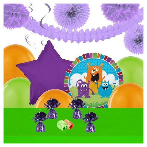 Monsters Party Decoration Kit - image 1 of 1
