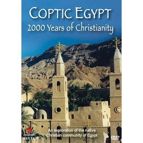 Coptic Egypt: 2000 Years of Christianity (DVD) - image 1 of 1