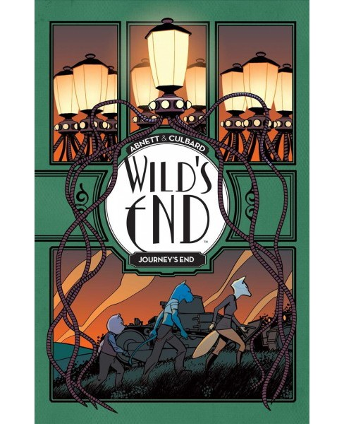 Wild's End 3 : Journey's End -  (Wild's End) by Dan Abnett (Paperback) - image 1 of 1