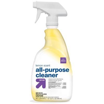 Household Cleaner & Disinfectant Lemon - 32 fl oz - up & up™