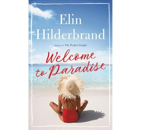 Winter in Paradise -  Large Print (Paradise) by Elin Hilderbrand (Hardcover) - image 1 of 1