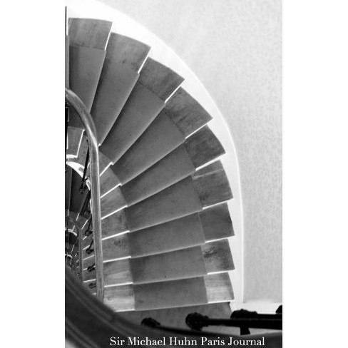 Paris Hotel Drawing Journal - by  Sir Michael Huhn & Michael Huhn (Paperback) - image 1 of 1