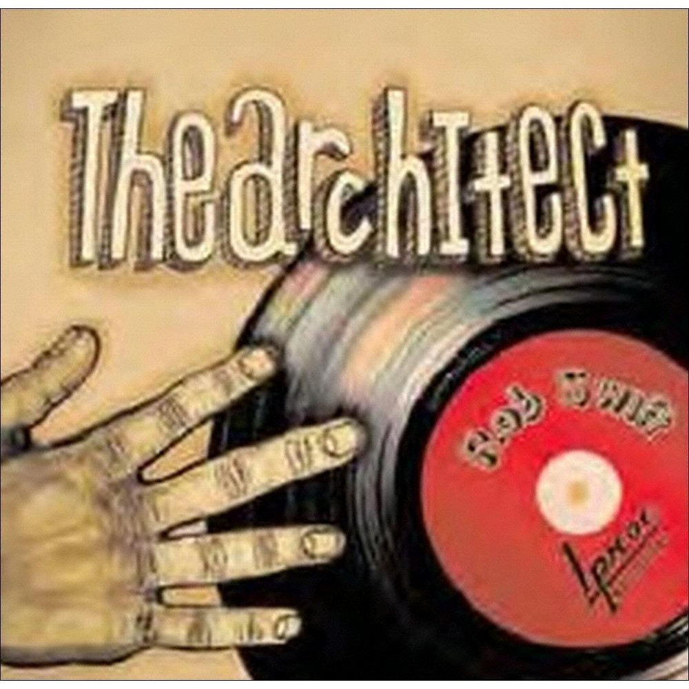 Rob Swift - Architect (CD)