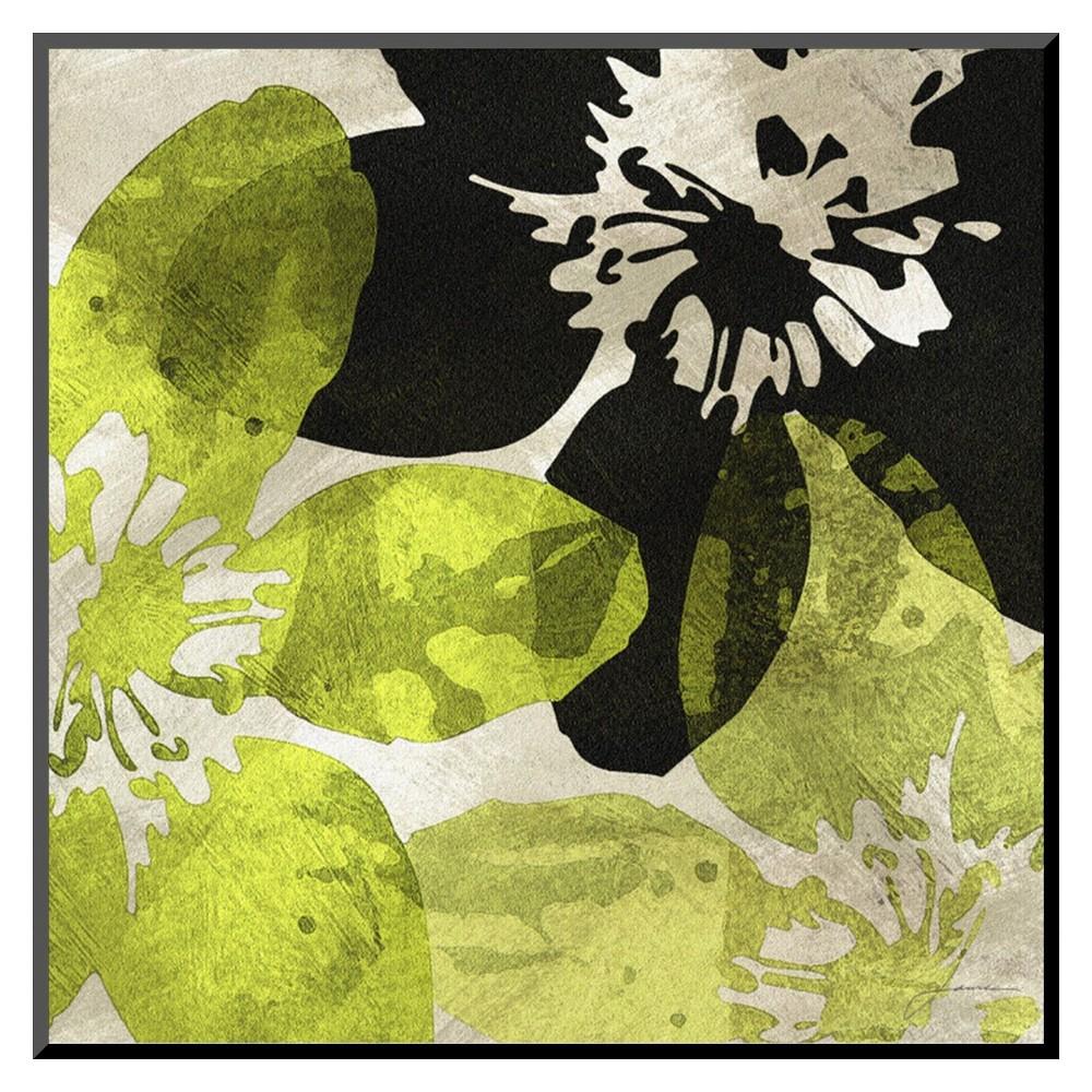 Art.com - Bloomer Tile VI Mounted Print