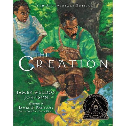 The Creation (25th Anniversary Edition) - by  James Weldon Johnson (Hardcover) - image 1 of 1