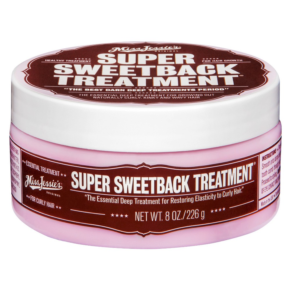 Image of Miss Jessie's Super Sweetback Treatment - 8oz