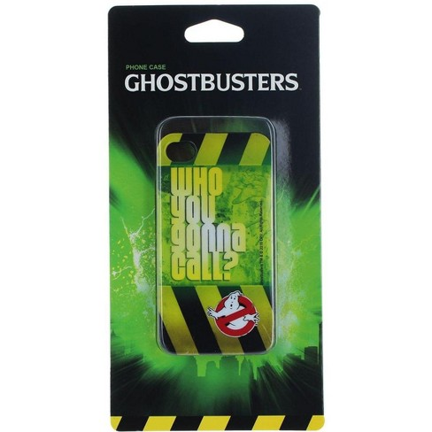 """Nerd Block Ghostbusters """"Who You Gonna Call"""" iPhone 4/4S Case - image 1 of 2"""