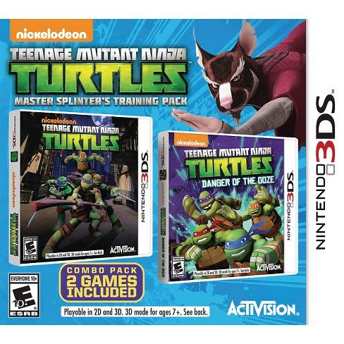 TMNT Bundle: Master Splinter's Training Pack Nintendo 3DS - image 1 of 2