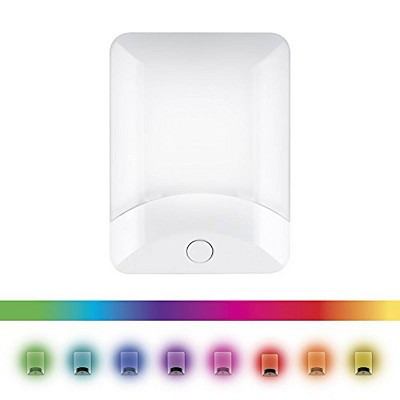 GE Color-Changing LED Night Light, 34693